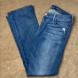 7 For All Mankind Skinny Bootcut Jeans 31